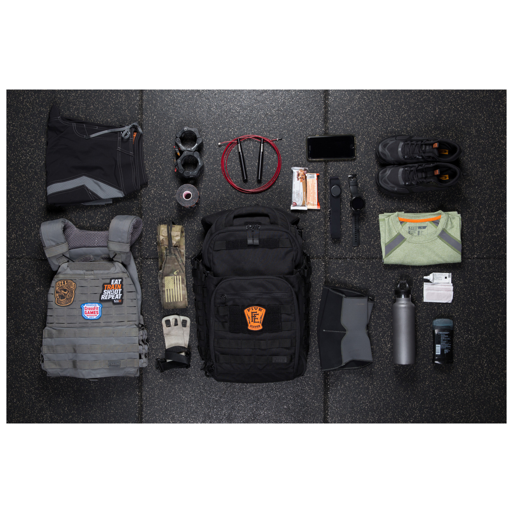Balo 5.11 Tactical ALL HAZARDS PRIME 29L – Black