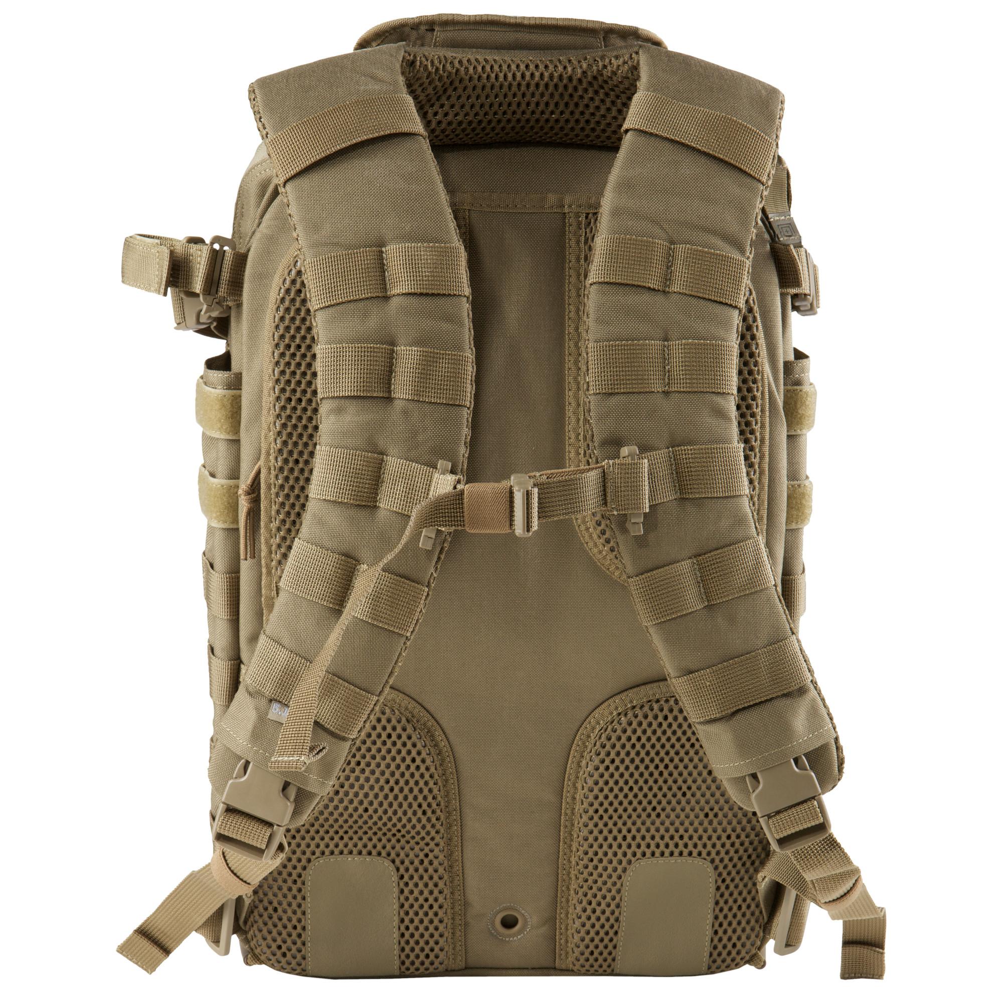 Balo 5.11 Tactical ALL HAZARDS PRIME 29L – Sandstone