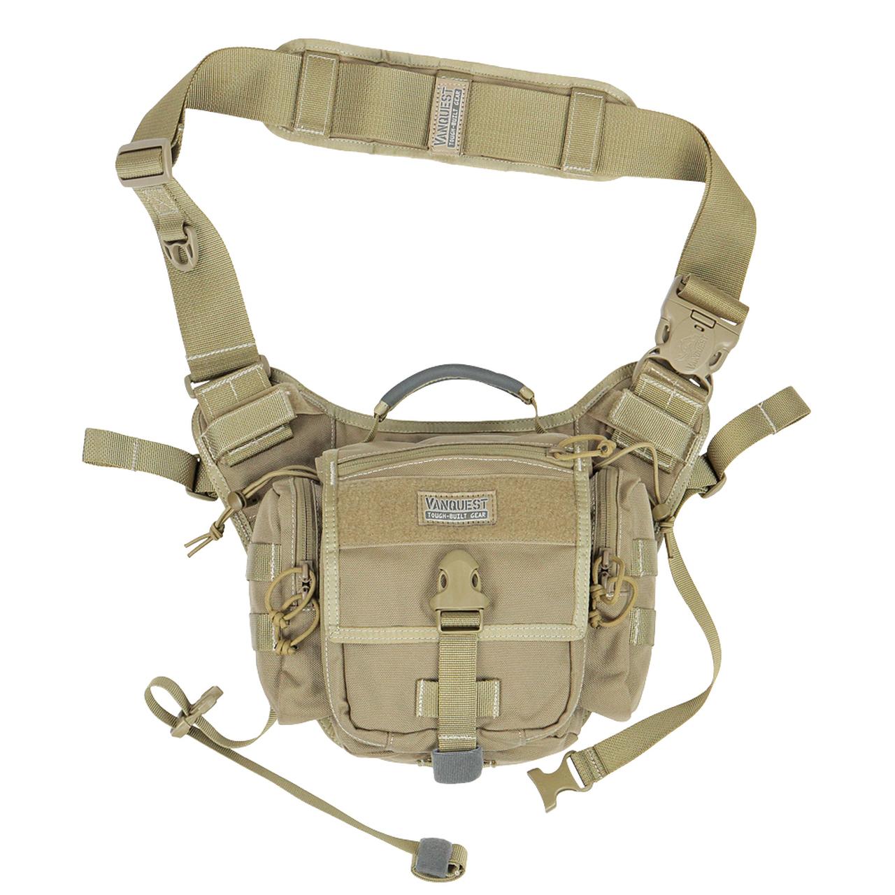 Túi VANQUEST TOLCAT 2.0 VPacker Gear Bag – Coyote Tan