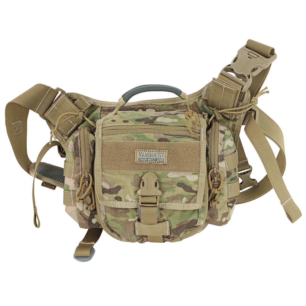 Túi VANQUEST TOLCAT 2.0 VPacker Gear Bag – Multicam