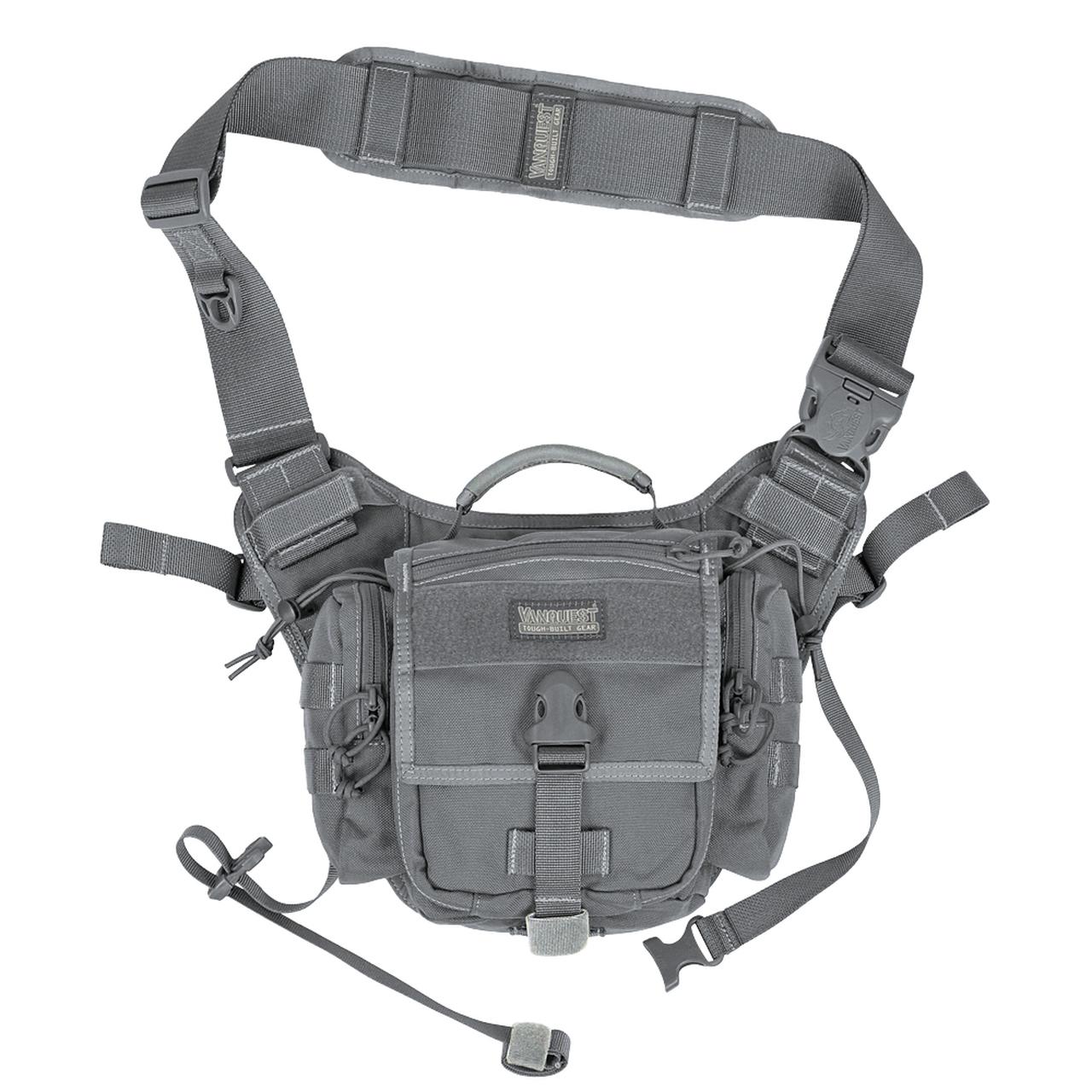 Túi VANQUEST TOLCAT 2.0 VPacker Gear Bag – Wolf Grey