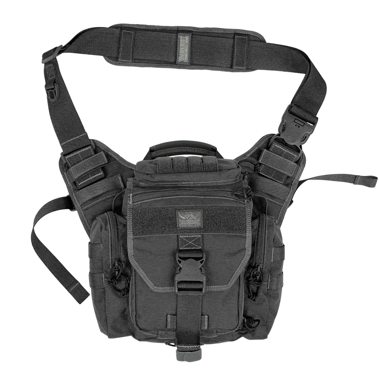 Túi VANQUEST 2020 MOBIUS 2.0 VPacker Gear Bag – Black