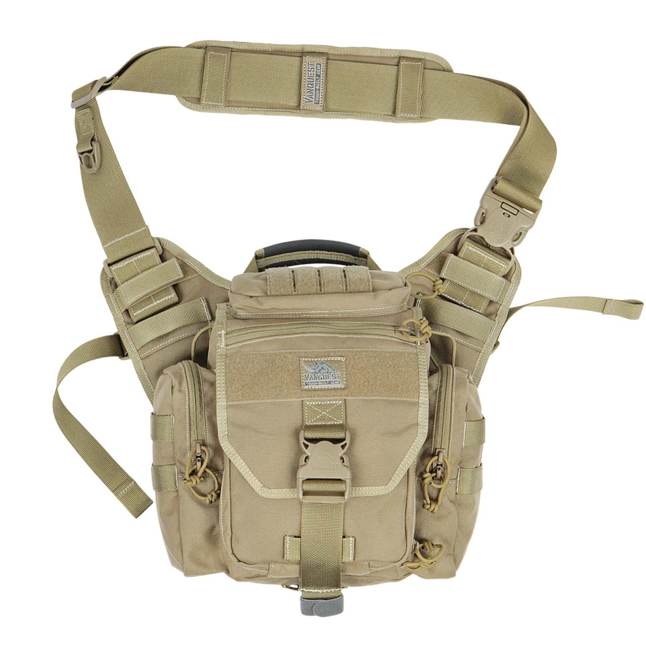 Túi VANQUEST 2020 MOBIUS 2.0 VPacker Gear Bag – Coyote Tan