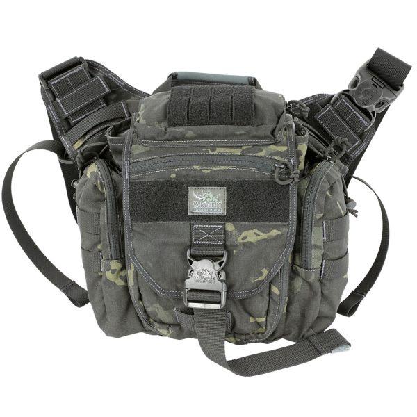 Túi VANQUEST 2020 MOBIUS 2.0 VPacker Gear Bag – Multicam/Black