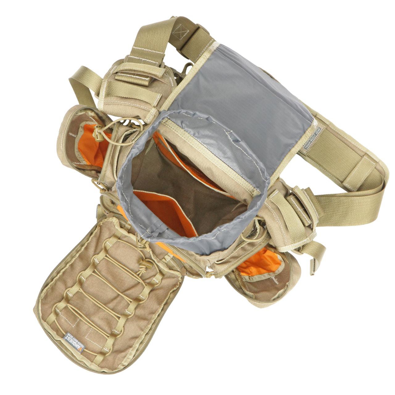 Túi VANQUEST 2020 MOBIUS 2.0 VPacker Gear Bag – WolfGrey