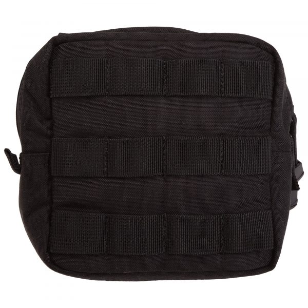6 X 6 PADDED POUCH – Black
