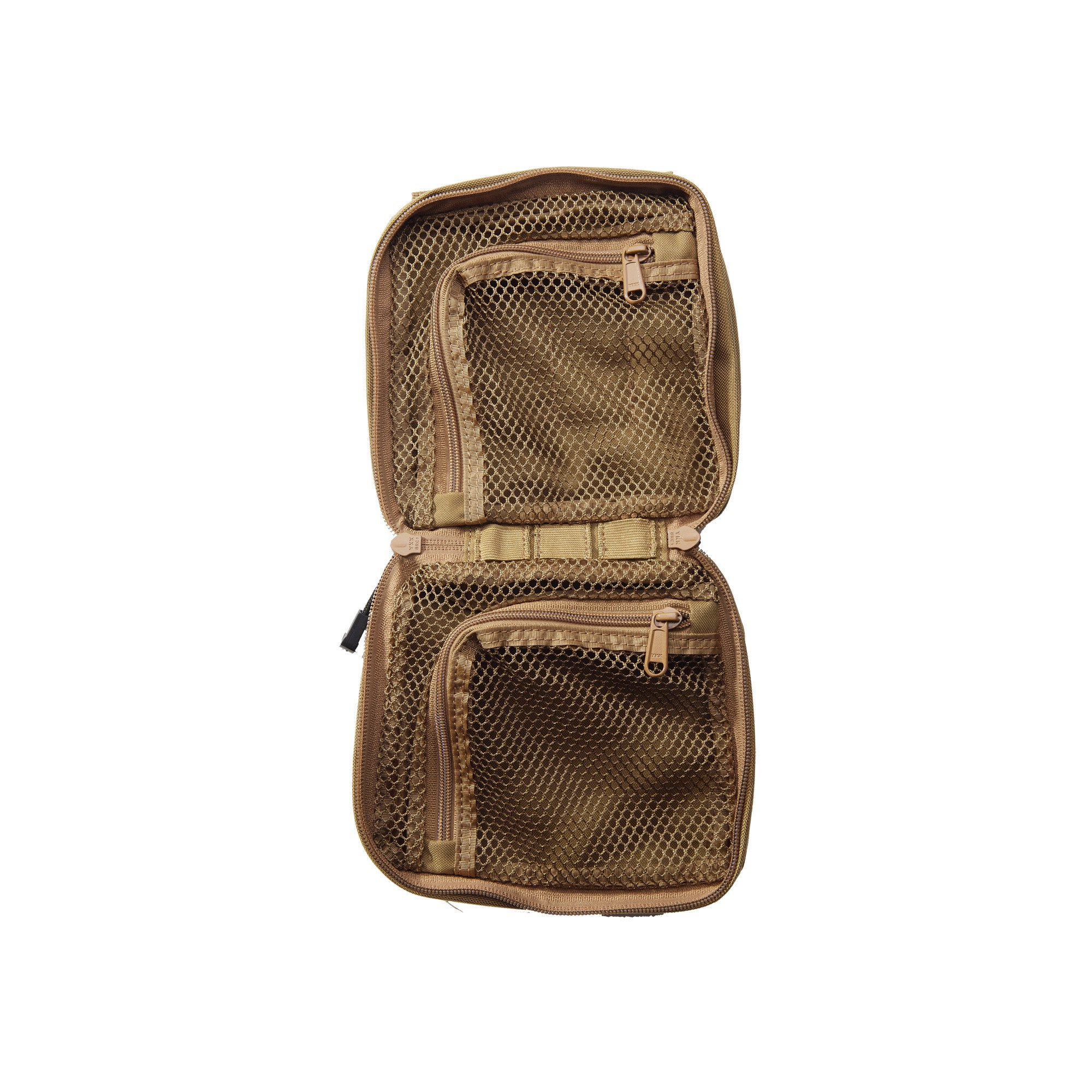 6 X 6 MED POUCH – Black