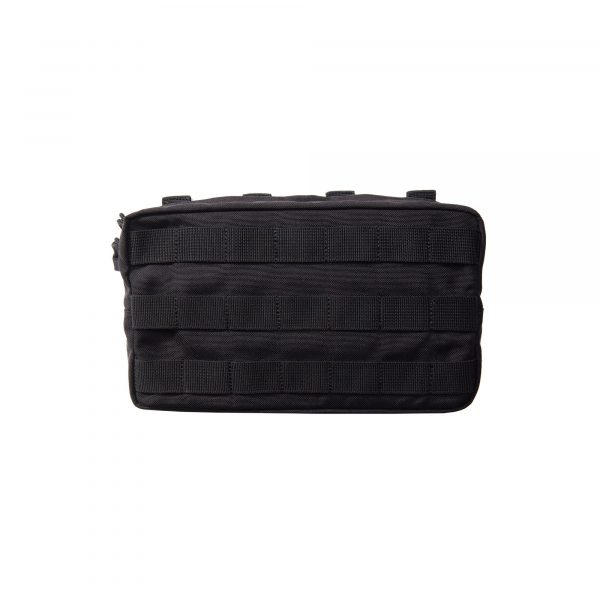 10 X 6 HORIZONTAL POUCH – Black