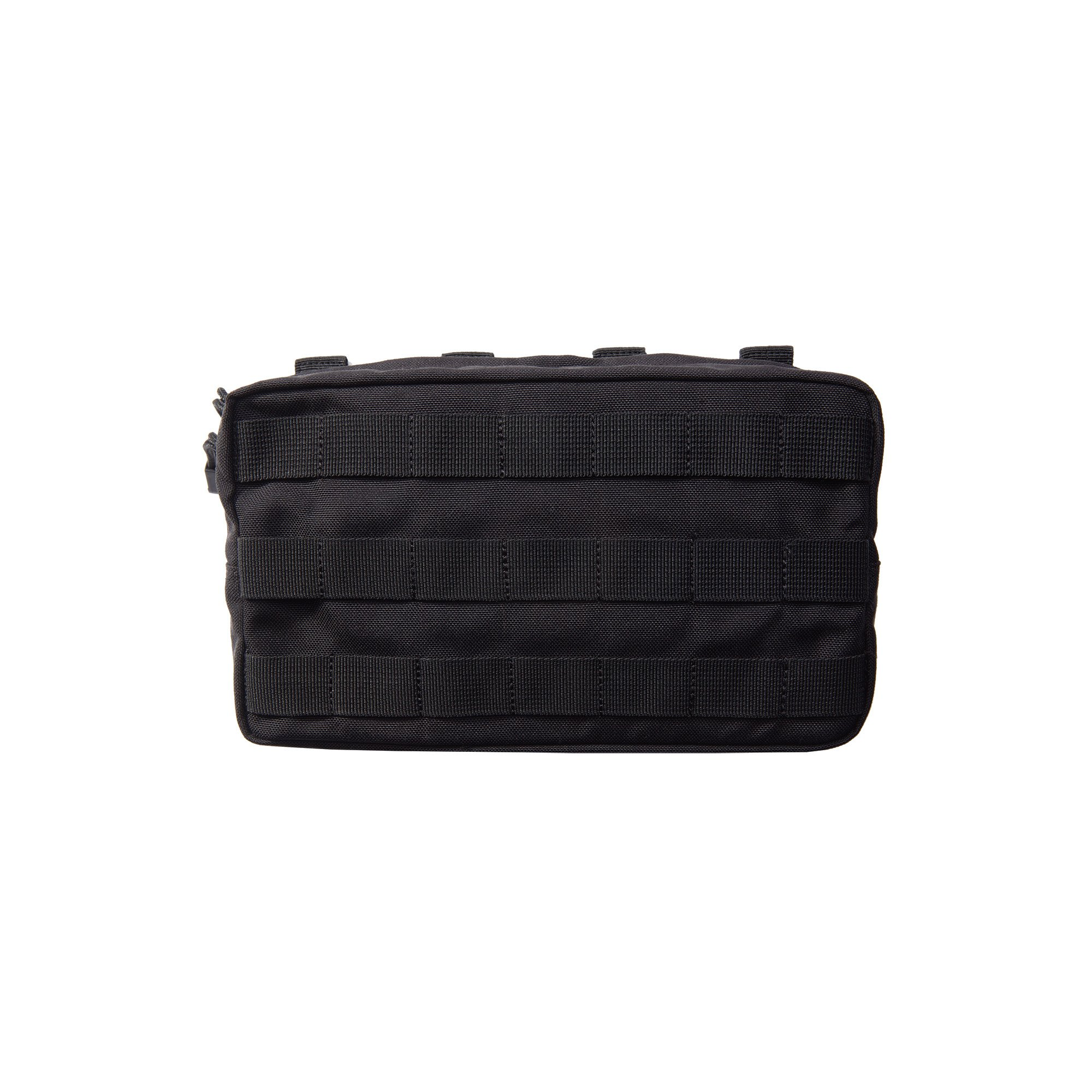 10 X 6 HORIZONTAL POUCH - Black