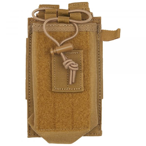 Radio Pouch – Flat Dark Earth