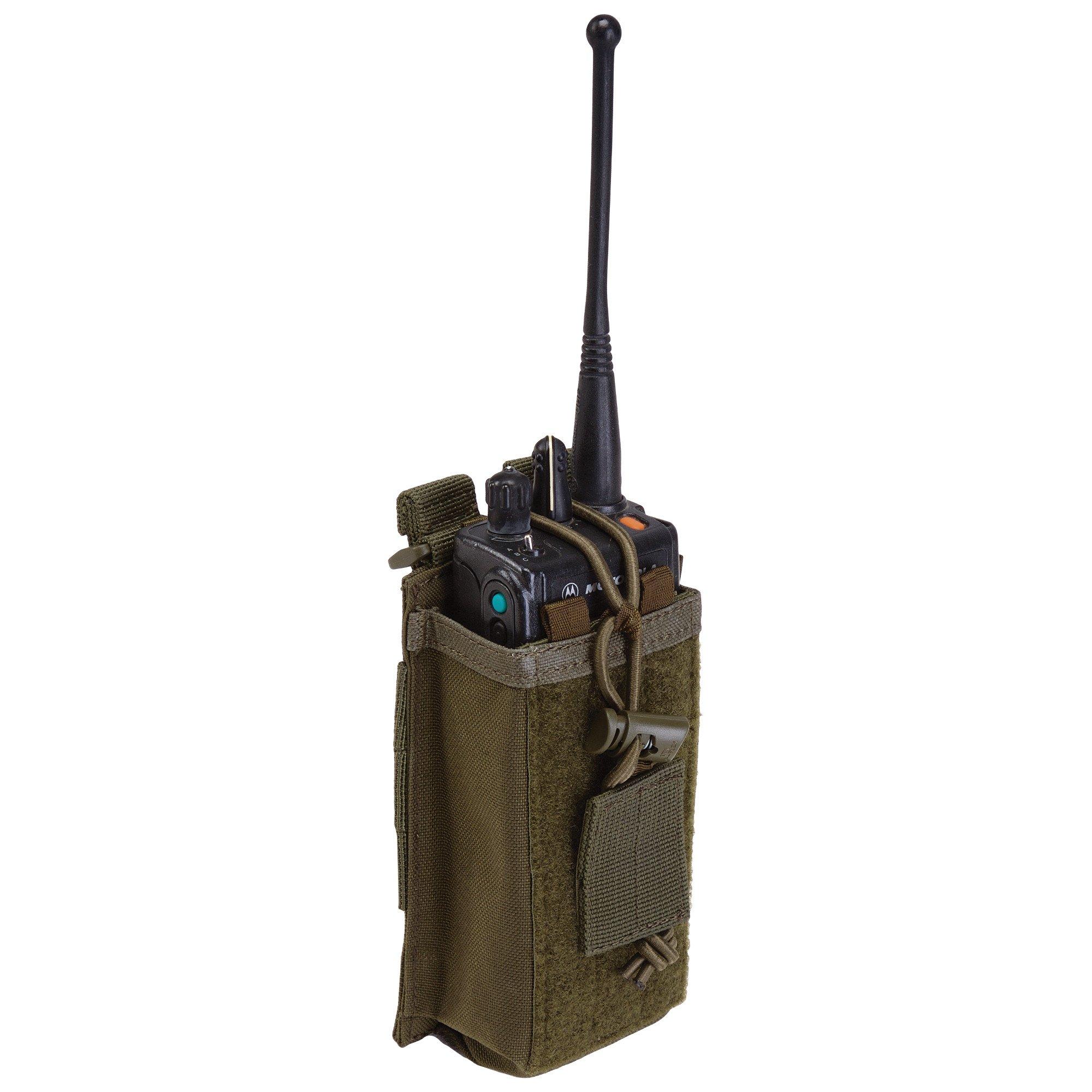 RADIO POUCH – Tac OD