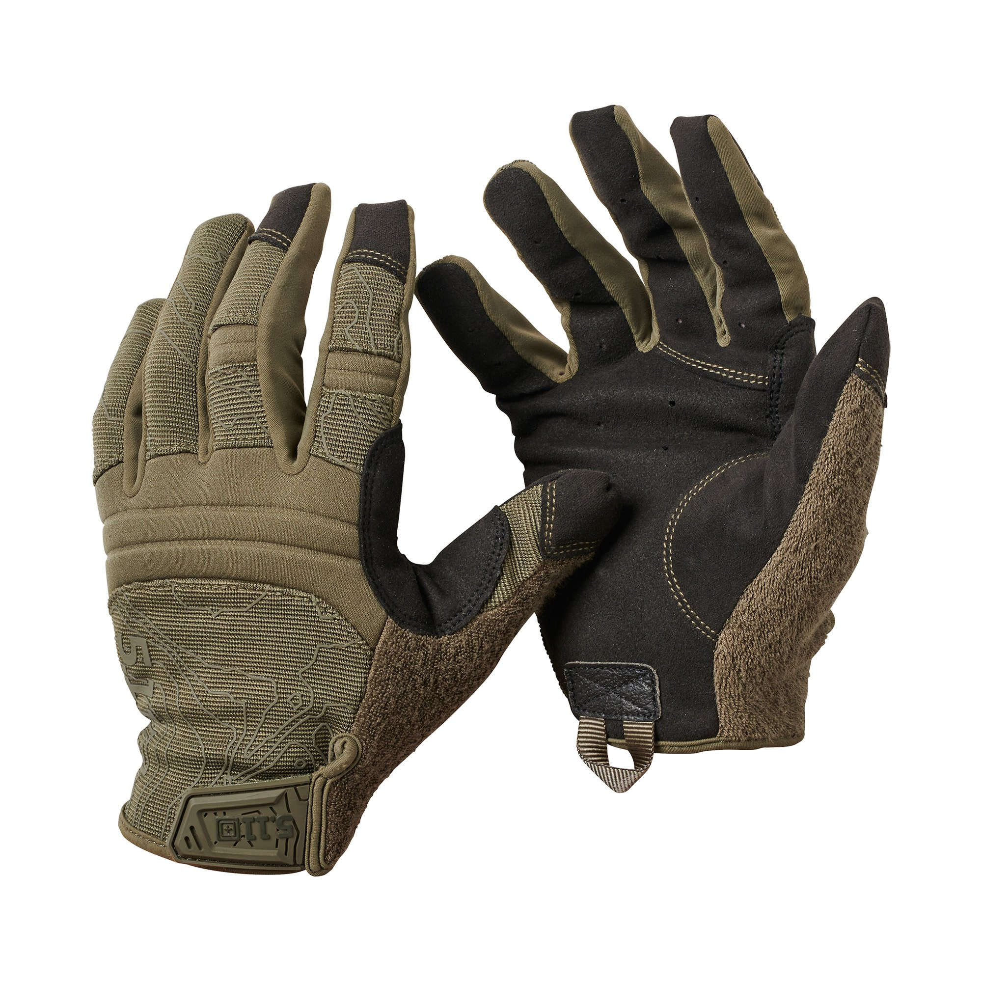 COMPETITION SHOOTING GLOVE – Ranger Green
