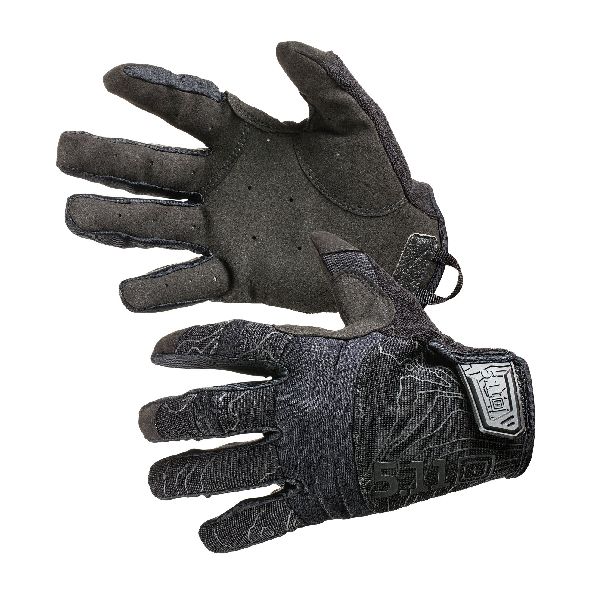 COMPETITION SHOOTING GLOVE – Black