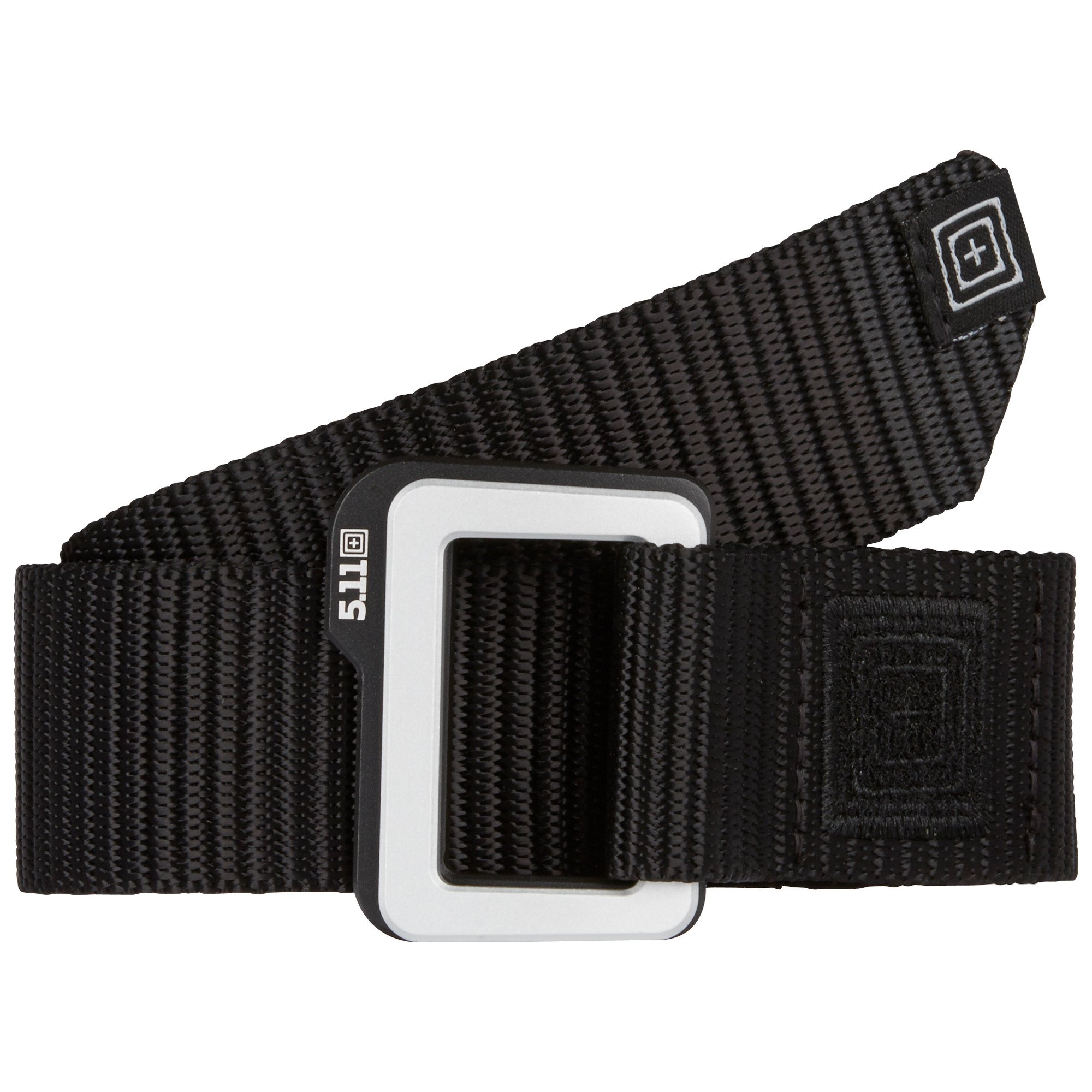 5.11 Tactical TRAVERSE™ DOUBLE BUCKLE BELT – Black