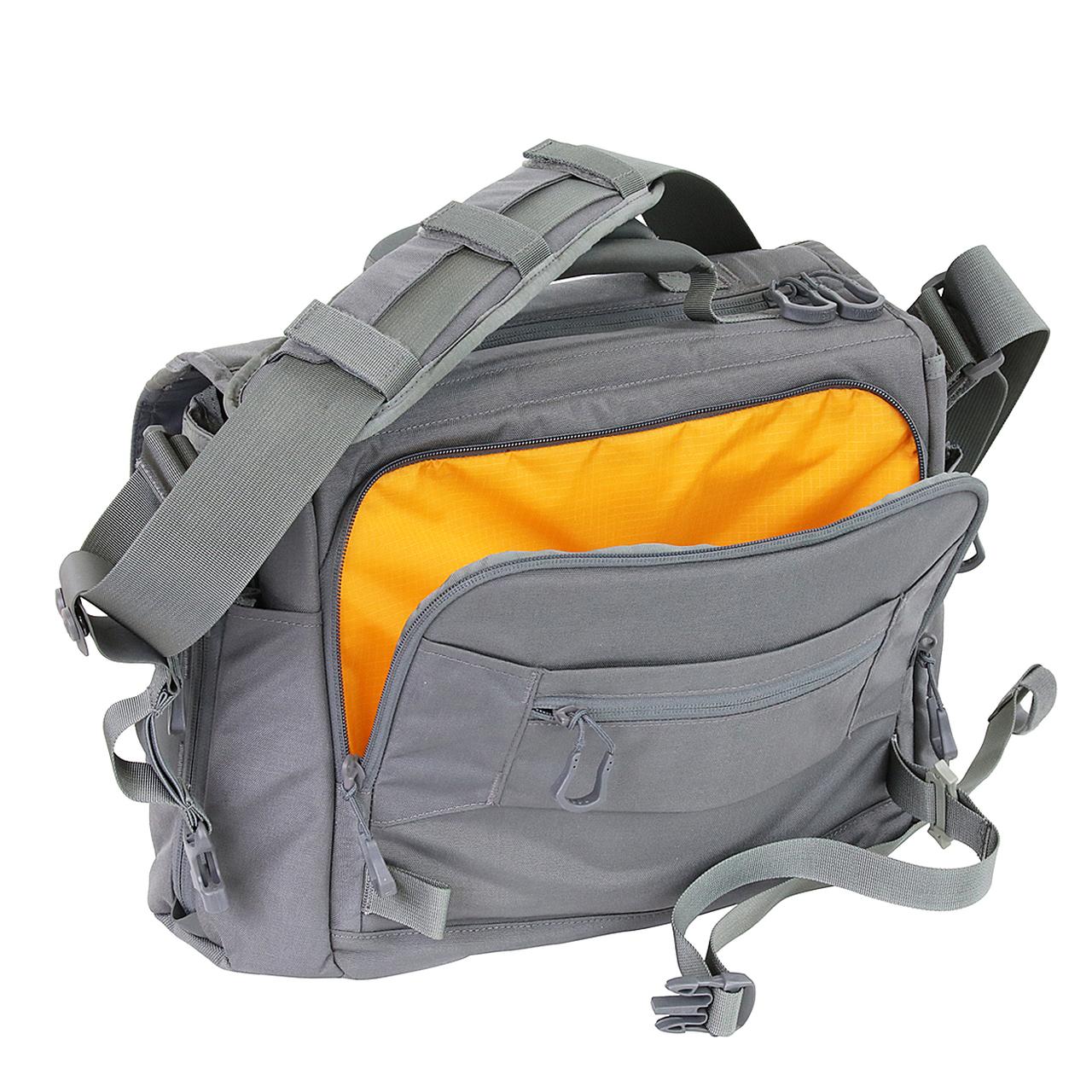 Túi VANQUEST ENVOY-13 (Gen-4) Messenger Bag – Black