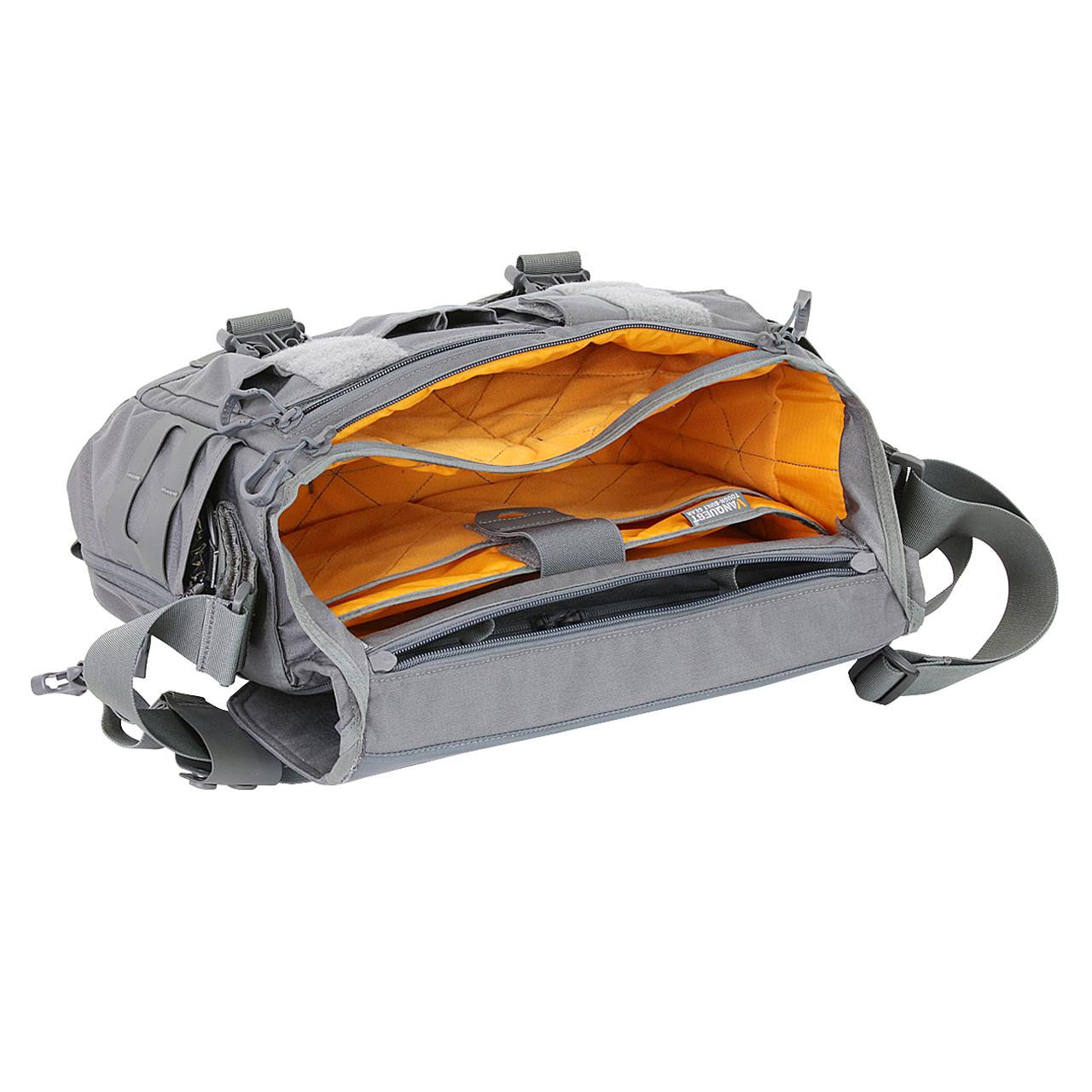 Túi VANQUEST ENVOY-17 (Gen-4) Messenger Bag – Wolf Grey