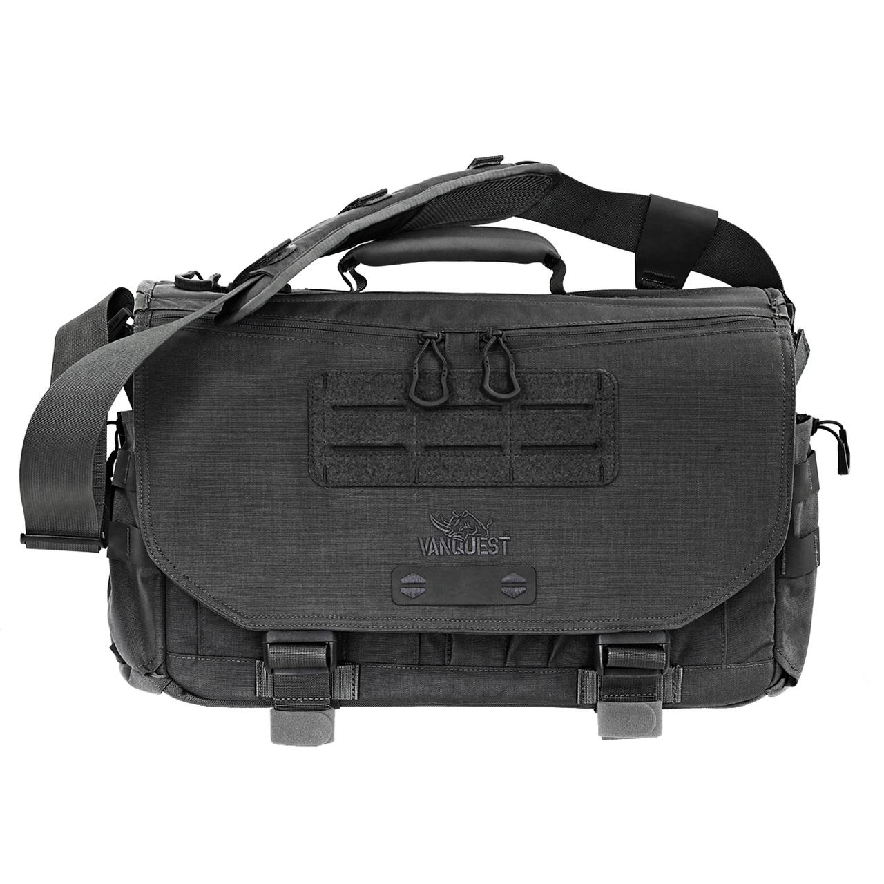Túi VANQUEST ENVOY-17 (Gen-4) Messenger Bag – Black