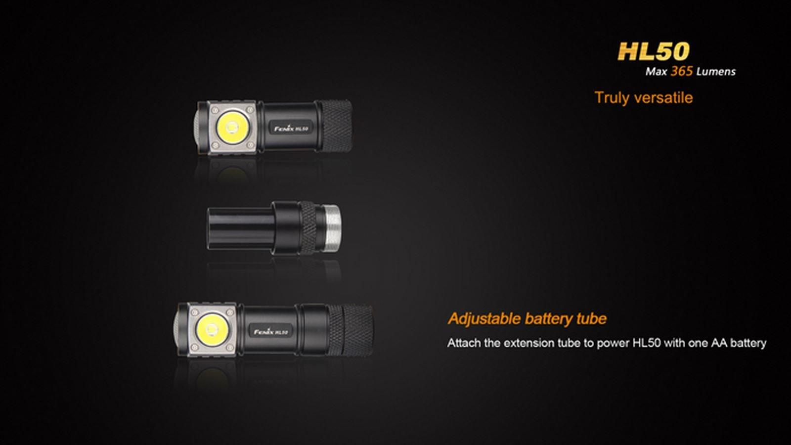 Đèn Pin FENIX HL50