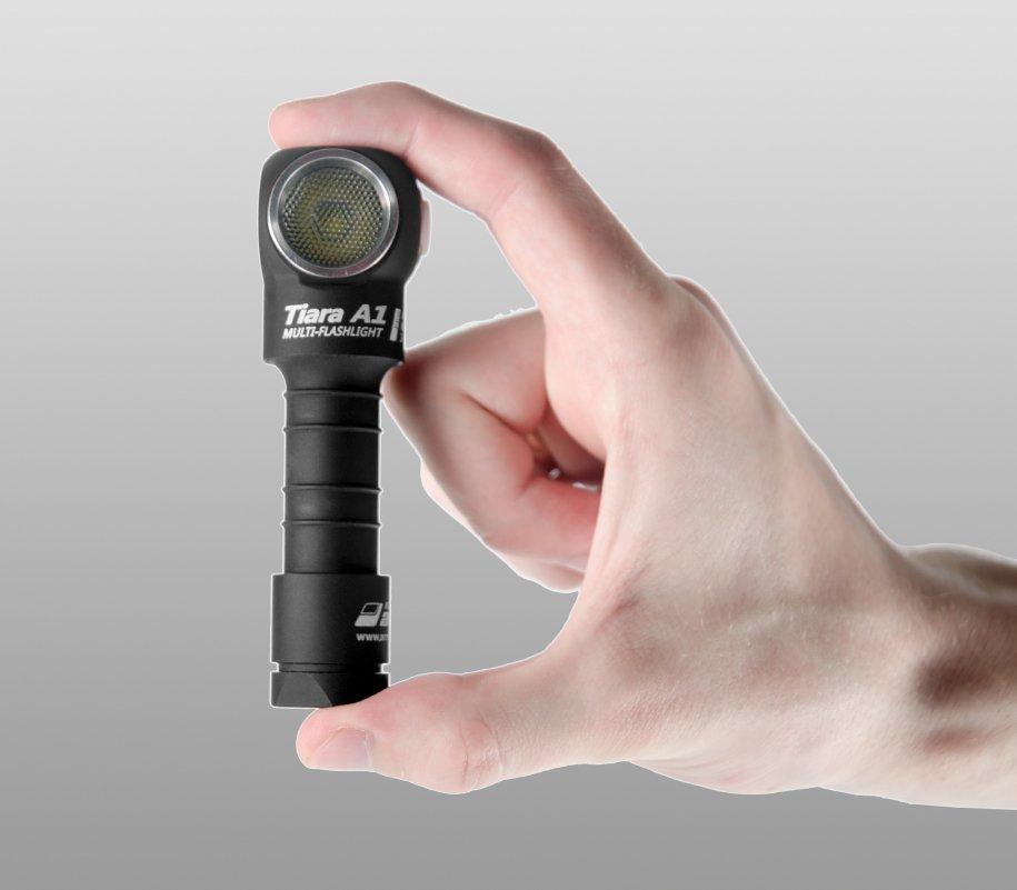 Đèn Pin ARMYTEK TIARA A1 PRO (WARM LIGHT)