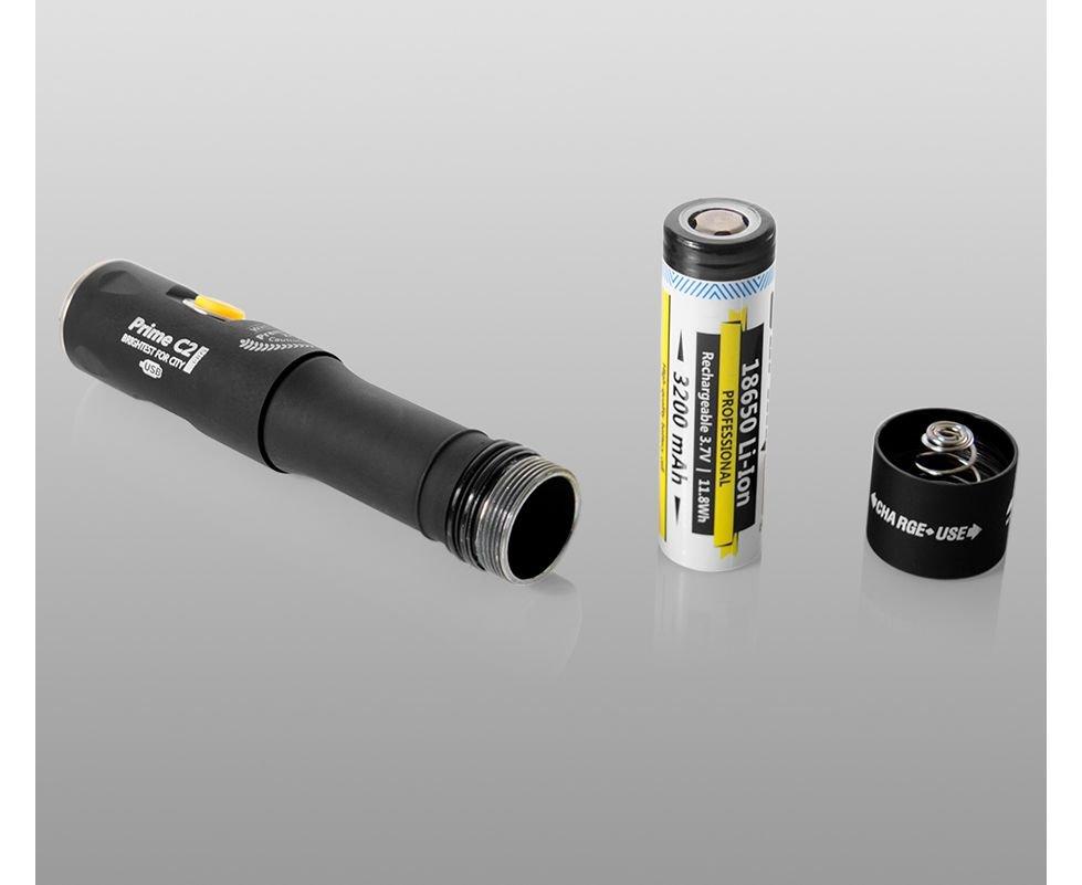 ARMYTEK PRIME C2 PRO MAGNET USB (Warm Light 1950 lm)