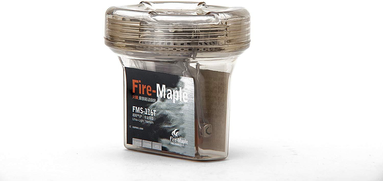 Bếp Gas Du Lịch Fire Maple TITANIUM FMS – 116T 2300W