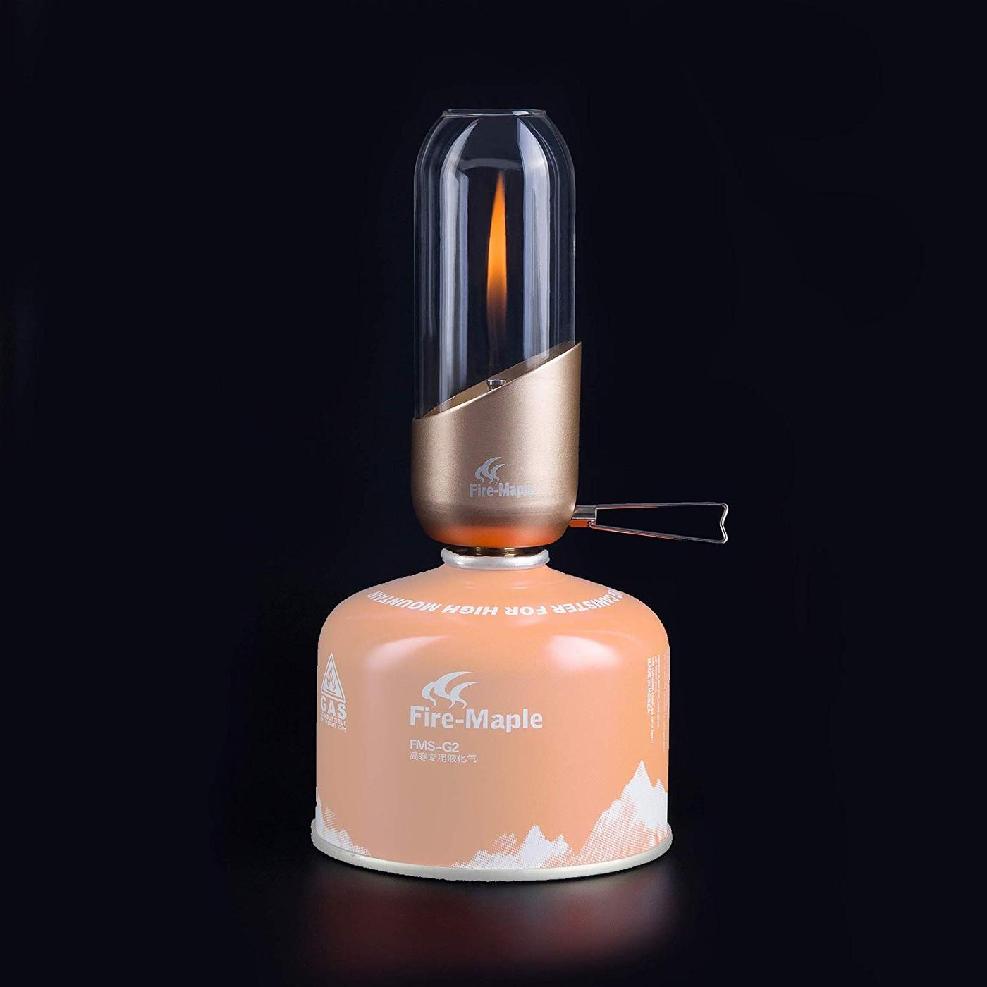 FIRE MAPLE – ĐÈN GAS DÃ NGOẠI ORANGE GAS LANTERN