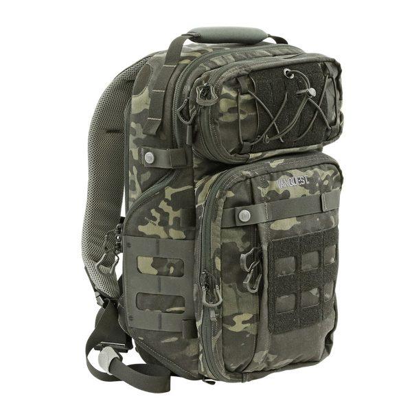 Balo VANQUEST TRIDENT-21 (Gen-3) Backpack (MultiCam-Black)