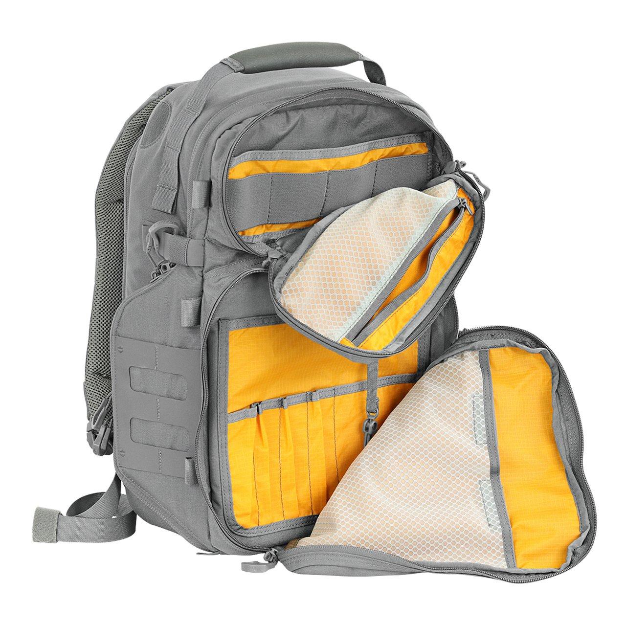 Balo VANQUEST TRIDENT-21 (Gen-3) Backpack – Black