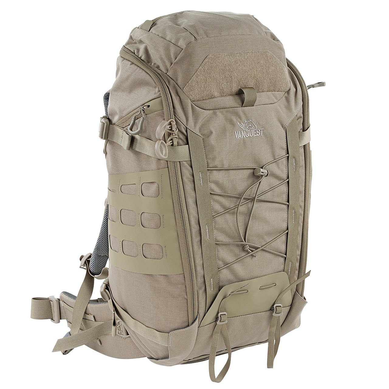 Balo VANQUEST IBEX-35 Backpack – Coyote Tan