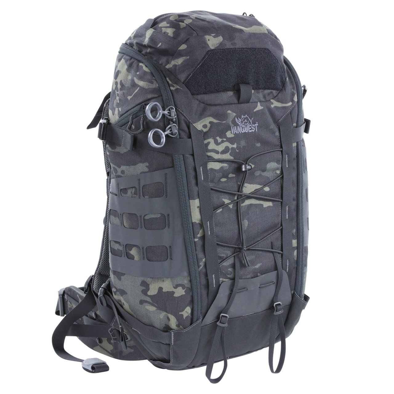 Balo Quân Đội VANQUEST IBEX-35 Backpack (MultiCam-Black)