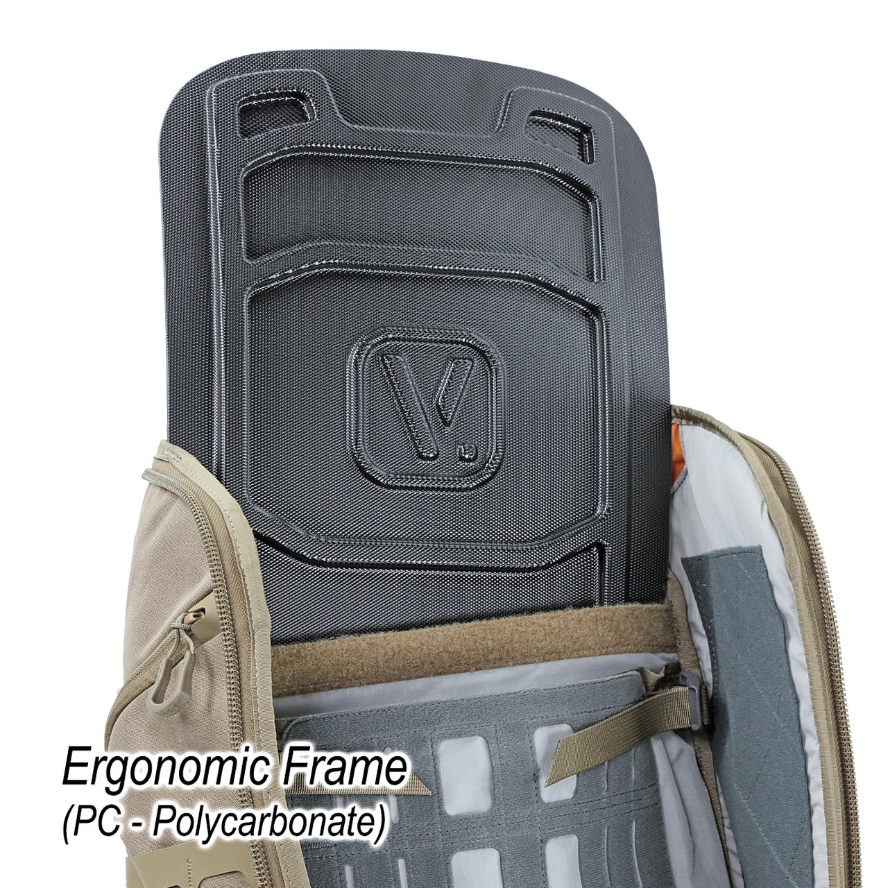 Balo Quân Đội VANQUEST IBEX-35 Backpack – Coyote Tan