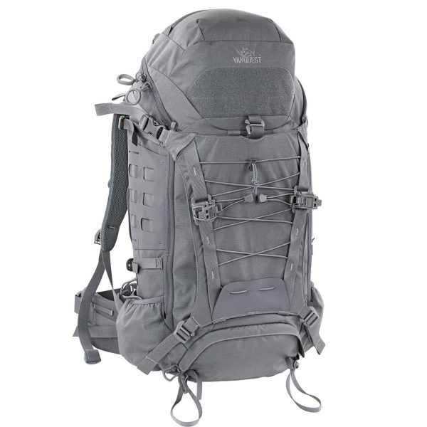 Balo VANQUEST MARKHOR-45 Backpack – WolfGrey