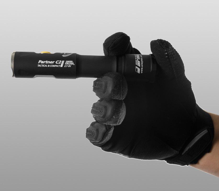 Đèn Pin ARMYTEK PARTNER C2 PRO (WARM LIGHT)