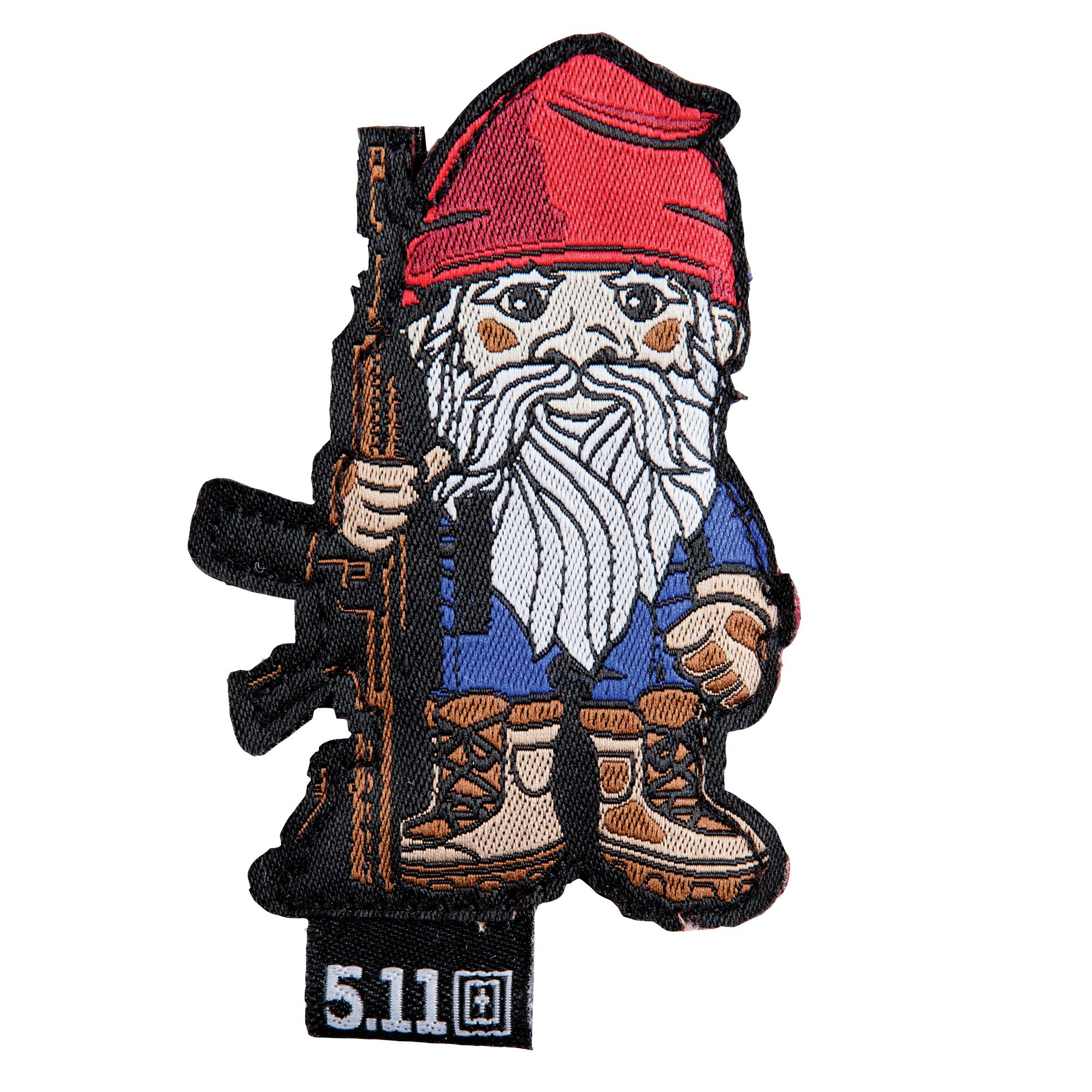 Tactical Gnome Patch – Ranger Red