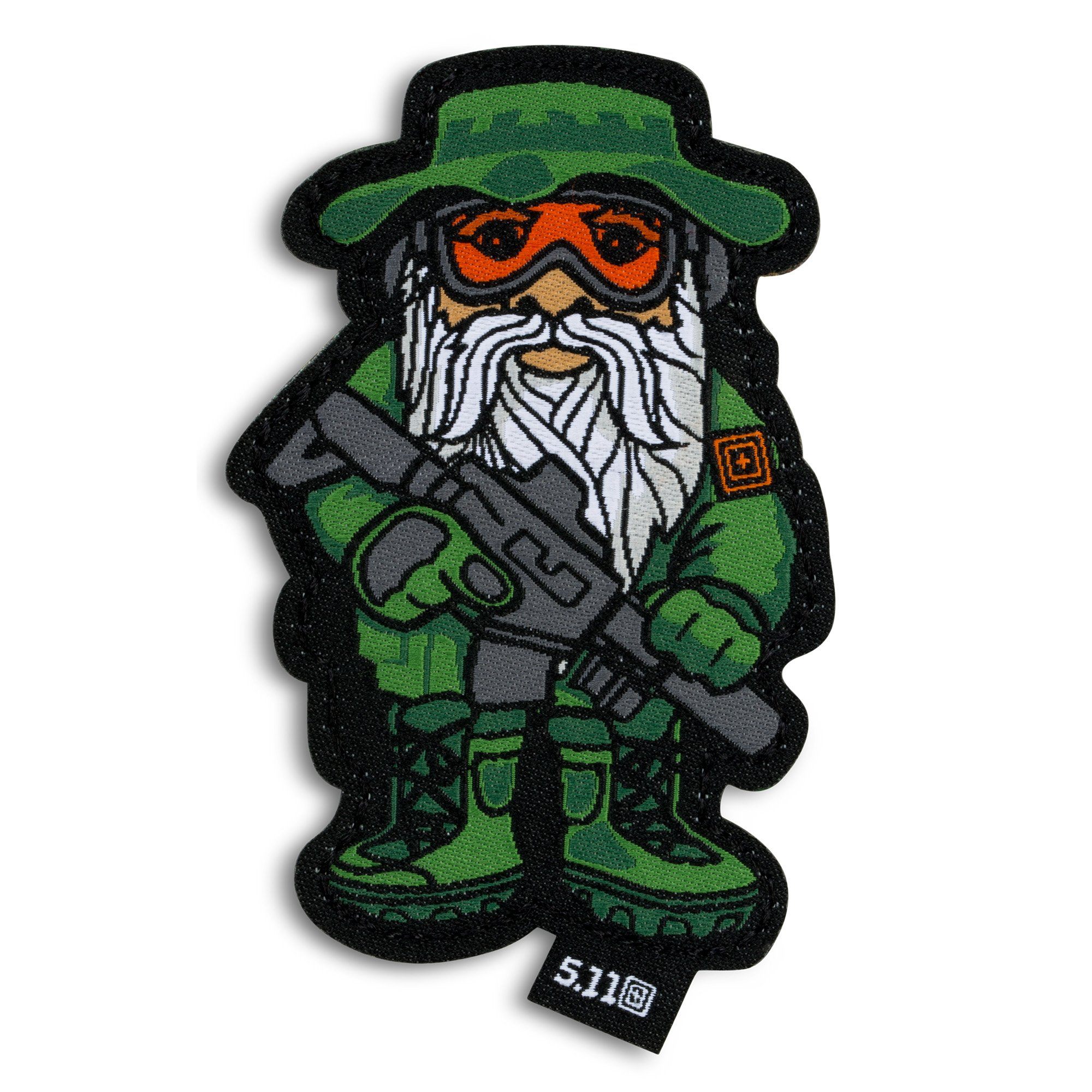 Marine Recon Gnome Patch