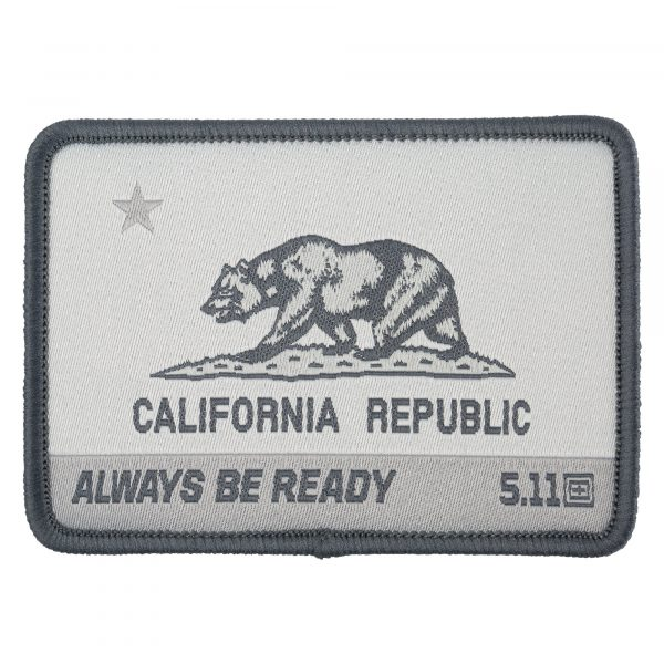CA Bear Patch – Double Tap