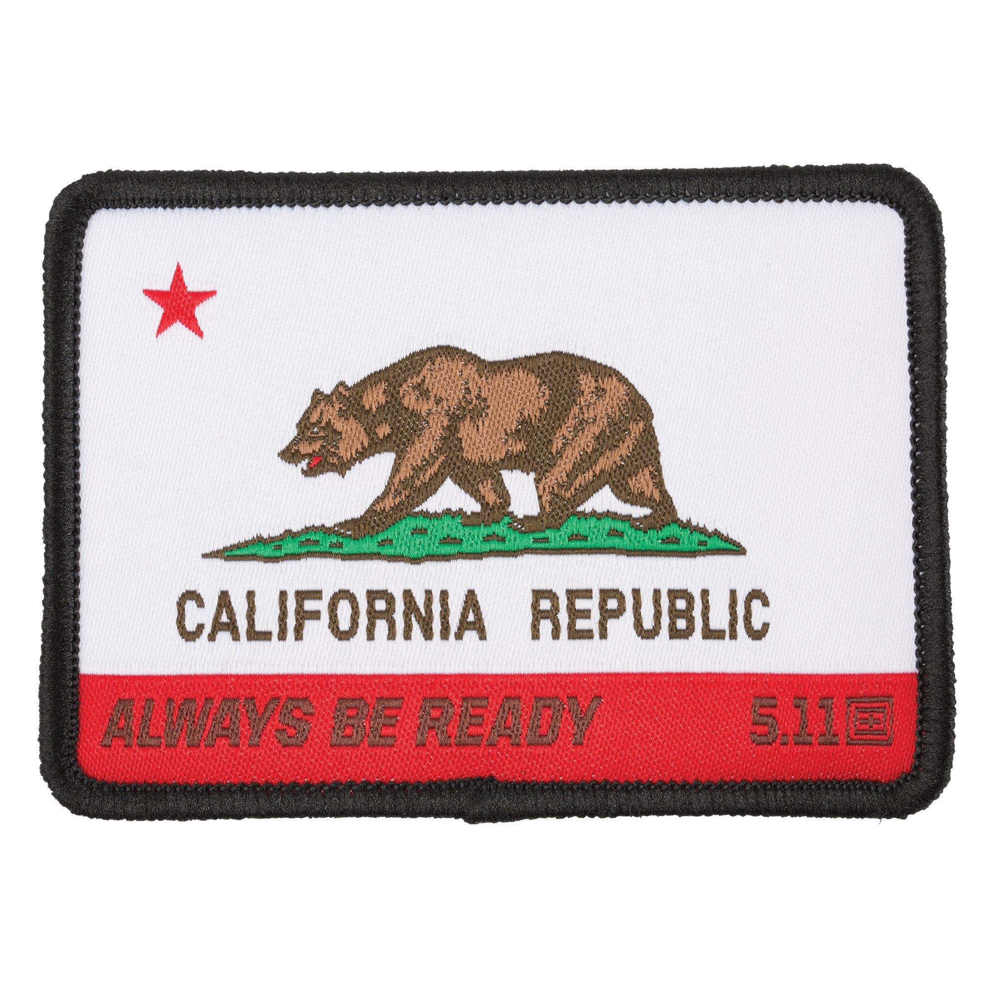 CA Bear Patch – Multi