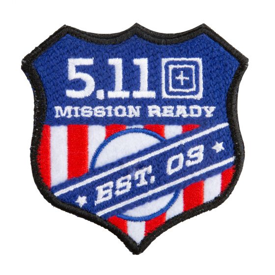 MISSION READY PATCH – ONLINE EXCLUSIVE