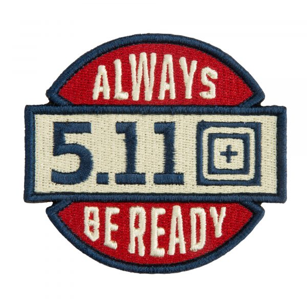 ALWAYS BE READY PATCH – ONLINE EXCLUSIVE