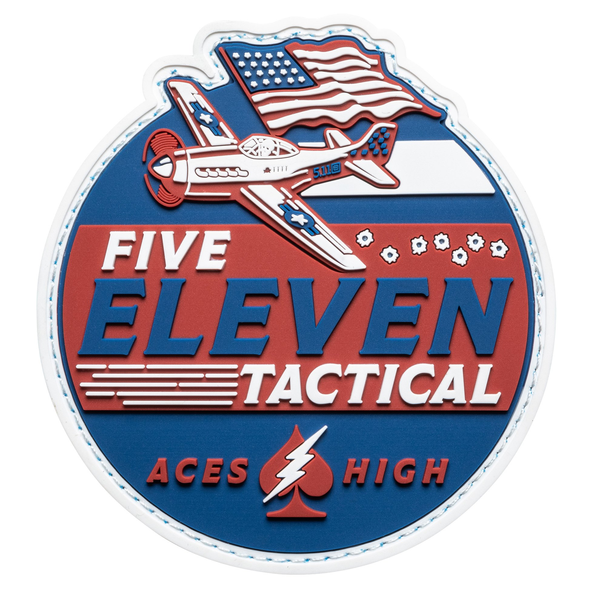 ACES HIGH PATCH