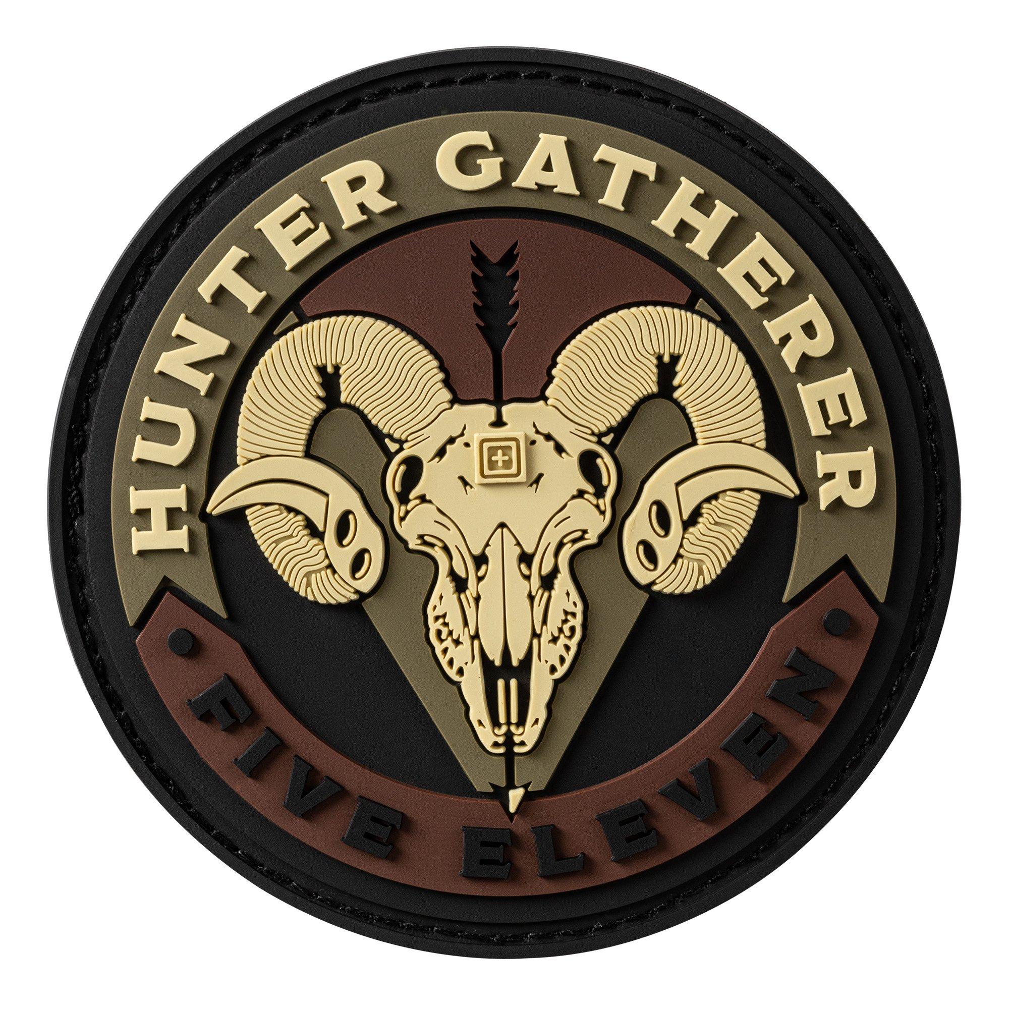 HUNTER GATHERER PATCH 225 : MILITARY GRN