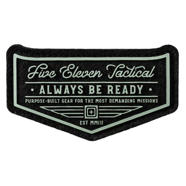 ALWAYS BE READY PATCH