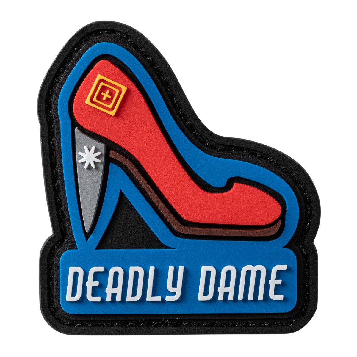 DEADLY DAME PATCH