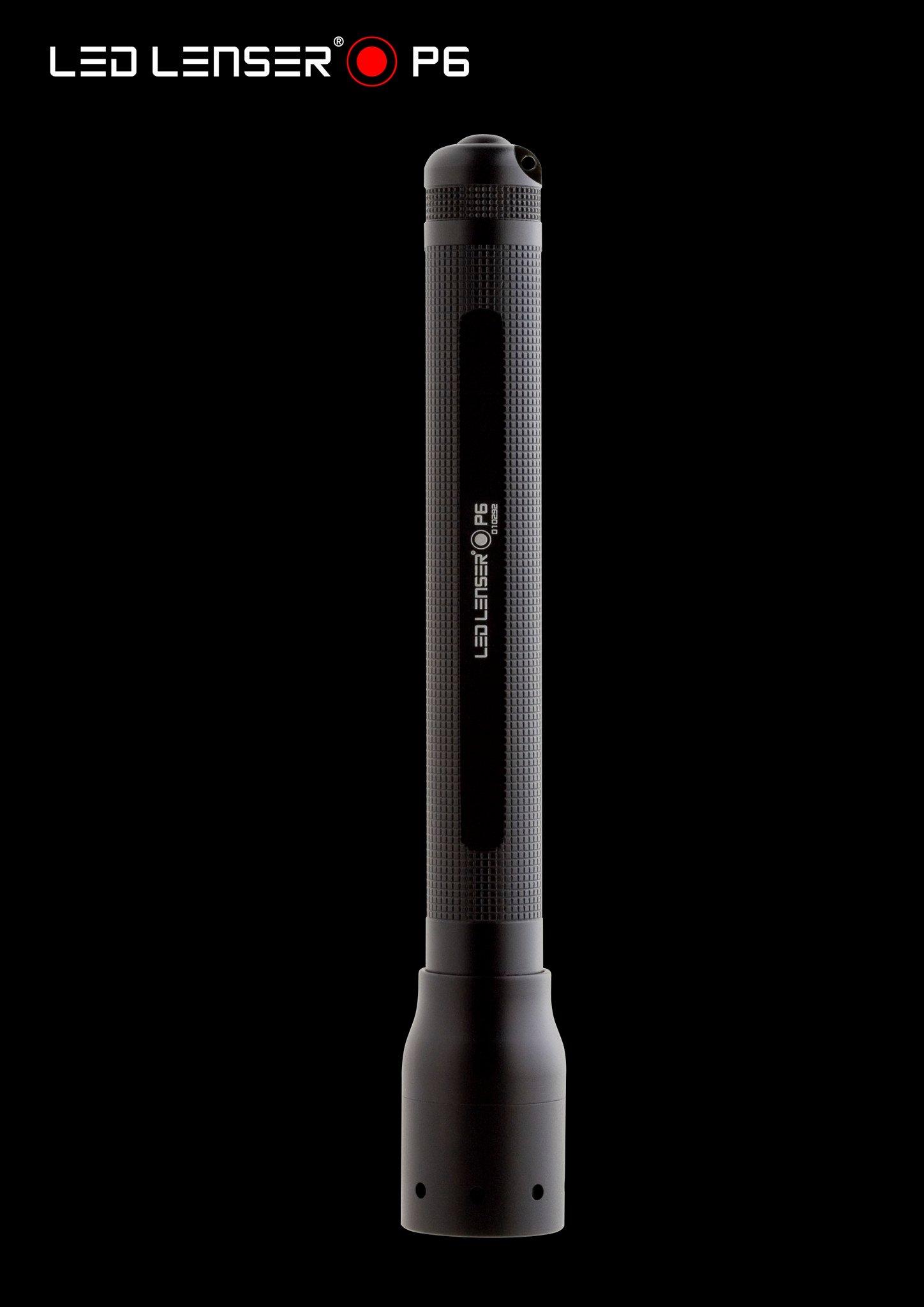 Đèn Pin Cầm Tay  LEDLENSER P6