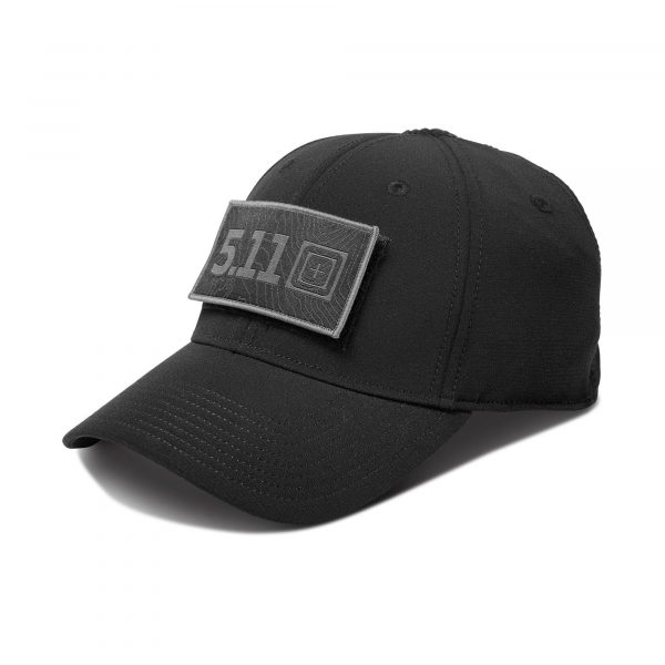 Nón 5.11 Tactical HAWKEYE A FLEX CAP – Black