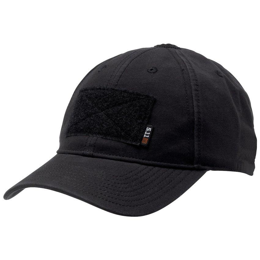 Nón 5.11 Tactical Flag Bearer Cap – Black