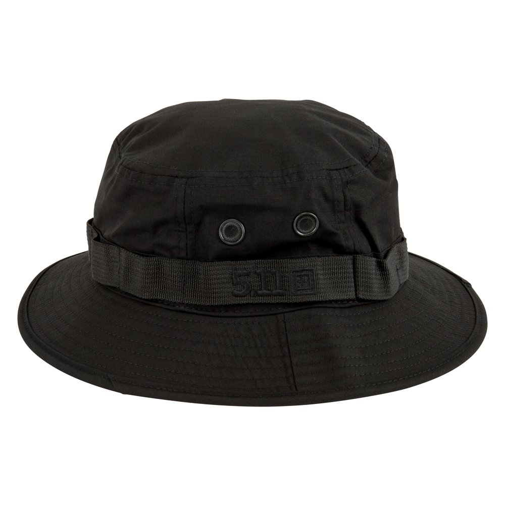 Nón 5.11 Tactical Boonie Hat - Black