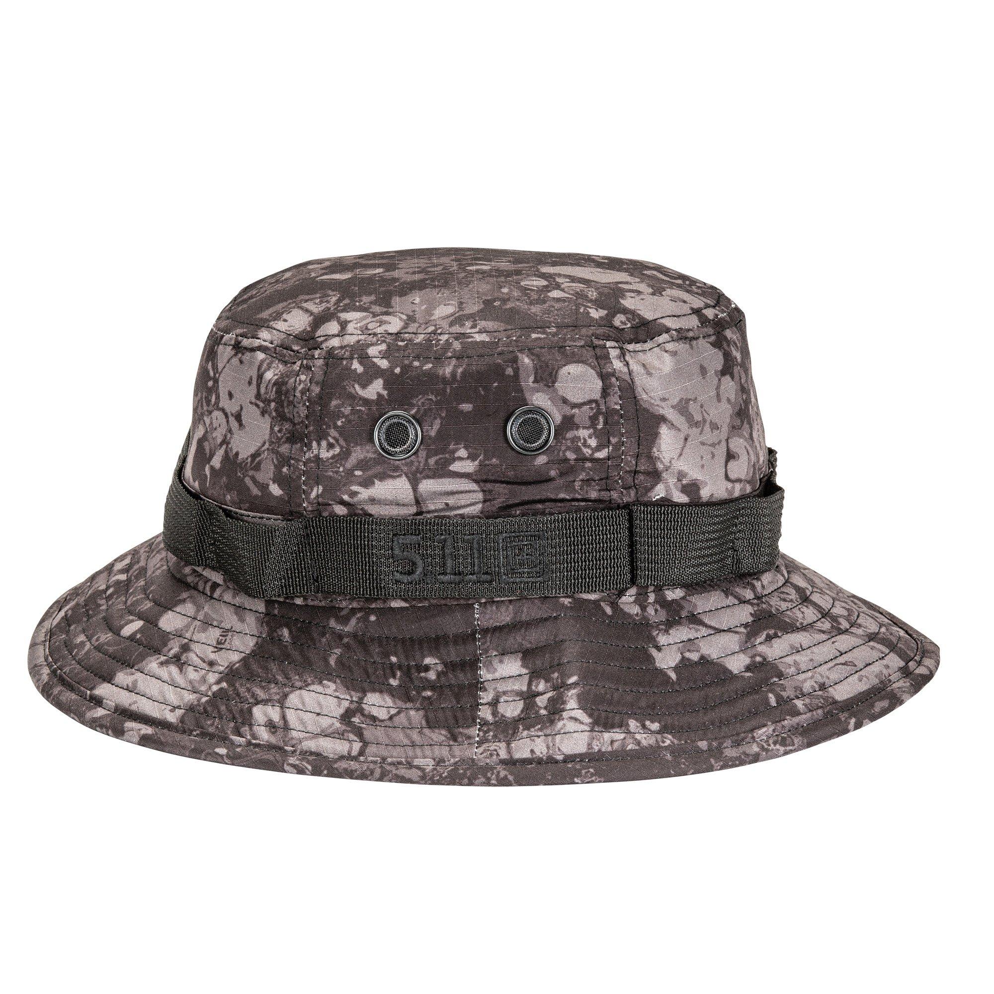 Nón 5.11 Tactical GEO7™ BOONIE HAT – Nigth