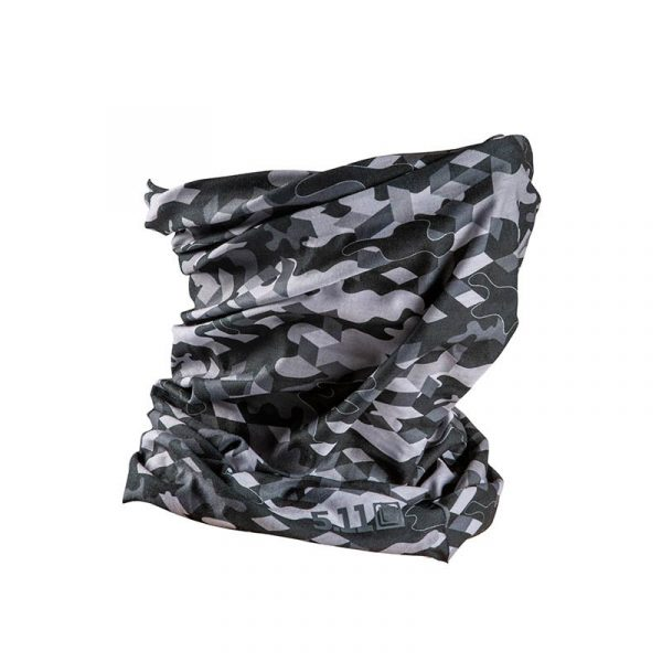 Halo Neck Gaiter – Carbon Camo