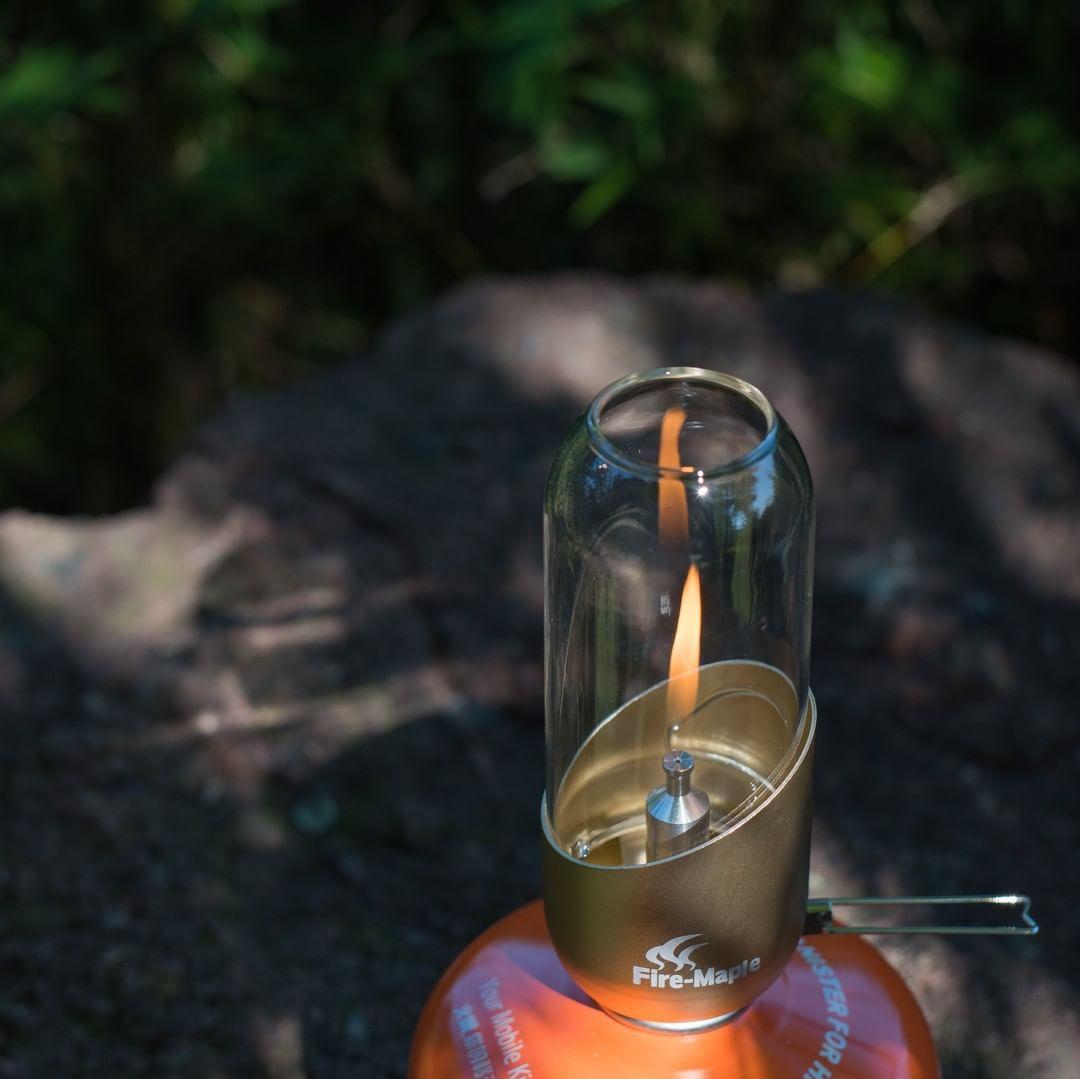 FIRE MAPLE – ĐÈN GAS DÃ NGOẠI ORANGE GAS LANTERN